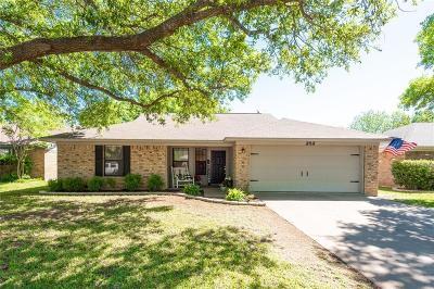 Waco Single Family Home For Sale: 2112 Rey Drive