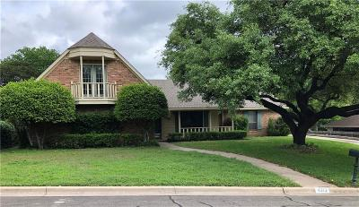 Waco Single Family Home For Sale: 4313 Green Point Drive