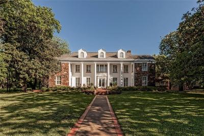 Waco Single Family Home For Sale: 401 Mt Lookout Road