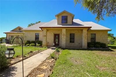 Gatesville Single Family Home For Sale: 120 Cr 431