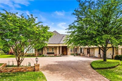 Woodway Single Family Home For Sale: 15004 Sendero Lane