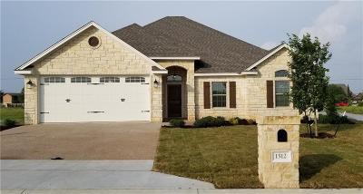 Waco Single Family Home For Sale: 1512 Fabian Drive