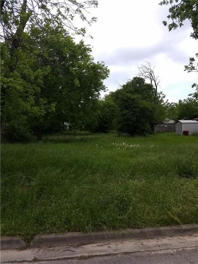 West Residential Lots & Land For Sale: 404 S Davis Street