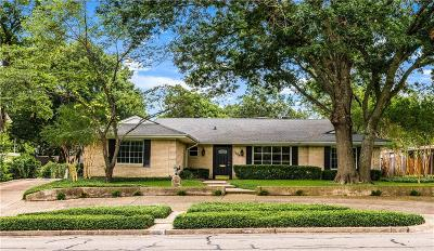 Waco Single Family Home For Sale: 2808 Cumberland Avenue