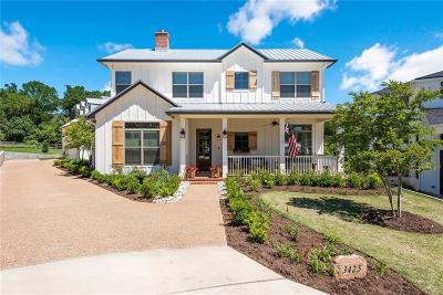 Waco Single Family Home For Sale: 3425 Edward Drive