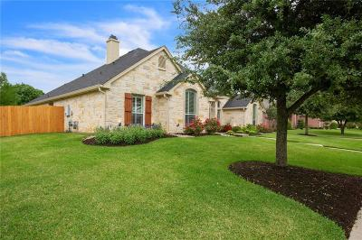 McGregor Single Family Home Under Contract: 203 Ranchgate Trail