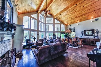 Waco Single Family Home For Sale: 308 Brazos Point Drive