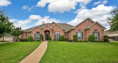 McGregor Single Family Home For Sale: 205 Ranchgate Trail