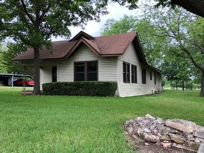 Valley Mills Single Family Home For Sale: 201 N 4th Street