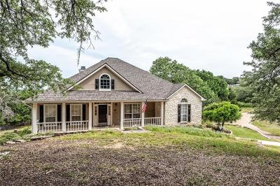 Crawford Single Family Home For Sale: 1047 Bosque Ridge Road