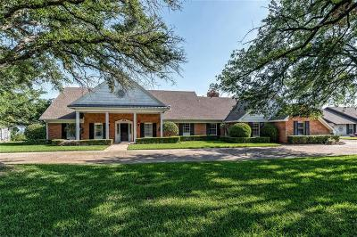Woodway Single Family Home Active Under Contract: 1201 Woodland West