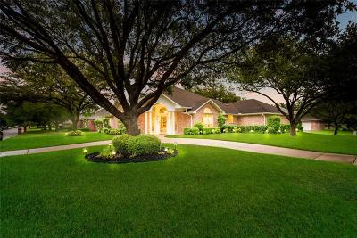 Woodway Single Family Home Active Under Contract: 9109 Aspen Drive