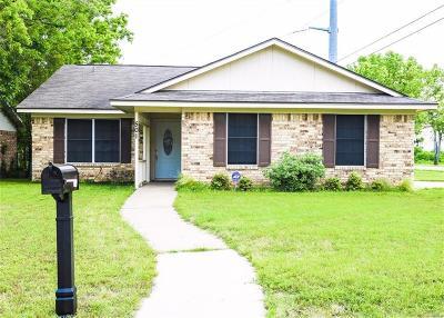 Hewitt Single Family Home For Sale: 501 Glenleigh Drive