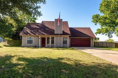 Lorena Single Family Home Under Contract: 151 Moses Manor Drive