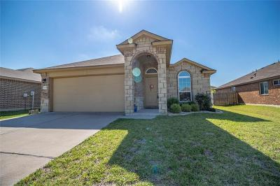 Single Family Home For Sale: 6520 Tejas Drive