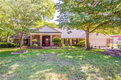 Lorena Single Family Home Under Contract: 2800 Fox Ridge Road
