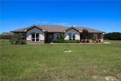 Gatesville Single Family Home For Sale: 120 Lakewood Drive