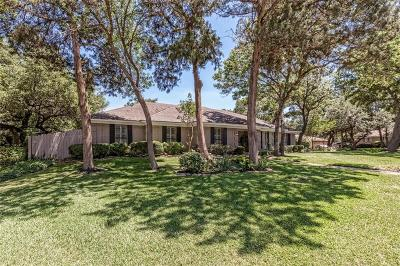 Woodway Single Family Home For Sale: 10022 Shadowcrest Drive