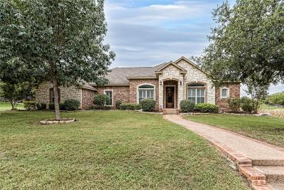 McGregor Single Family Home Active Under Contract: 406 Stone Creek Ranch Road