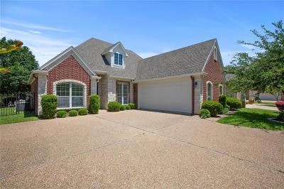 Woodway Single Family Home For Sale: 137 Cambridge Circle