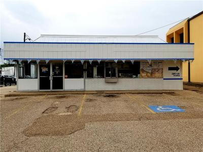 Waco Commercial For Sale: 1500 N Valley Mills Drive