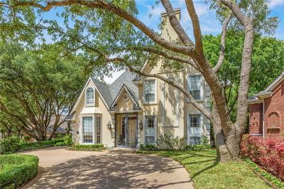 Waco Single Family Home For Sale: 3209 Wood Lake Drive