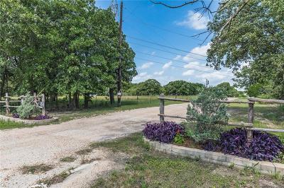 Axtell Single Family Home For Sale: 215 Wildcat Creek Road