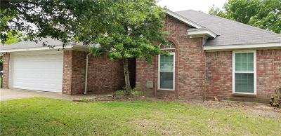 Waco Single Family Home For Sale: 1805 Real Drive