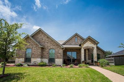 Waco Single Family Home For Sale: 10412 Aquilla Trail