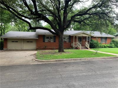 Waco Single Family Home For Sale: 809 Arliss Drive