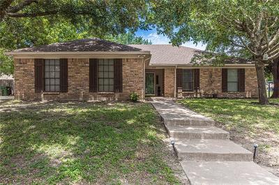 Hewitt Single Family Home For Sale: 208 Hillside Drive