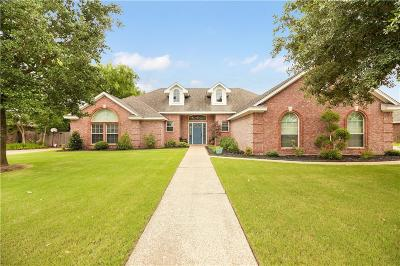Robinson Single Family Home For Sale: 312 N Cedar Ridge Circle