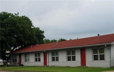 Waco Multi Family Home For Sale: 3615 Bellmead Drive #A-H