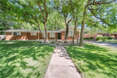 Woodway Single Family Home For Sale: 9608 Bryce Drive