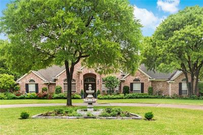 McGregor Single Family Home For Sale: 2120 Bear Creek Crossing