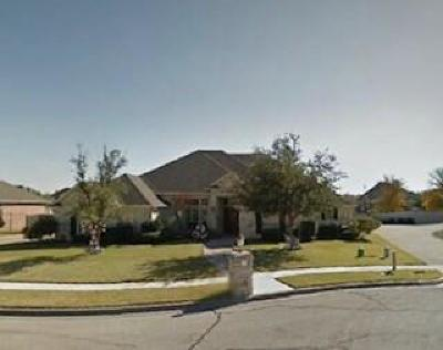 Waco Single Family Home Active Under Contract: 1124 Charing Cross Drive