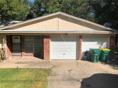Robinson Single Family Home For Sale: 120 N McLendon Drive