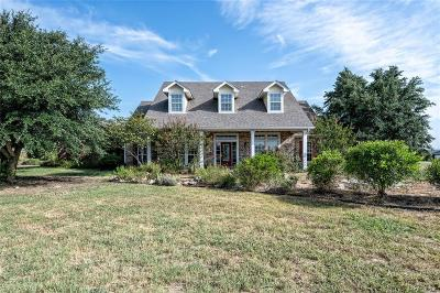 Lorena Single Family Home For Sale: 555 Ranchcrest Road