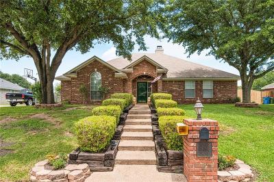 Hewitt Single Family Home For Sale: 316 Fannin Drive