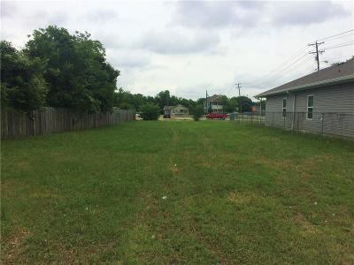 Waco Residential Lots & Land For Sale: 1922 S 18th Street