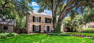 Waco Single Family Home For Sale: 3700 Chateau Avenue