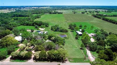 Waco Single Family Home For Sale: 14246 Gholson Road