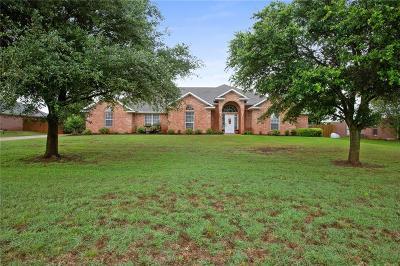 Lorena Single Family Home For Sale: 2956 Pilgrim Lane