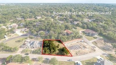Woodway Residential Lots & Land For Sale: 1416 White River Drive