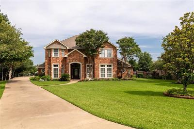 China Spring Single Family Home For Sale: 1441 Dominion Oaks Drive