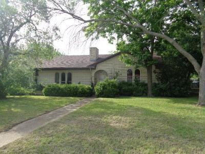 McGregor Single Family Home For Sale: 1200 W 6th Street