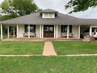 Lorena Single Family Home For Sale: 13306 Chapel Road