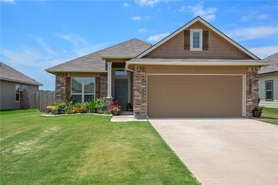 Waco Single Family Home Active Under Contract: 4108 Riata Ranch Road