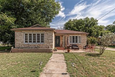 Marlin Single Family Home For Sale: 317 Maryland Street