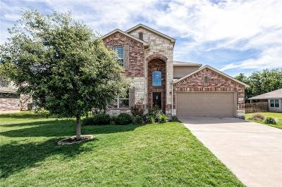 McGregor Single Family Home For Sale: 155 Oak Meadow Trail